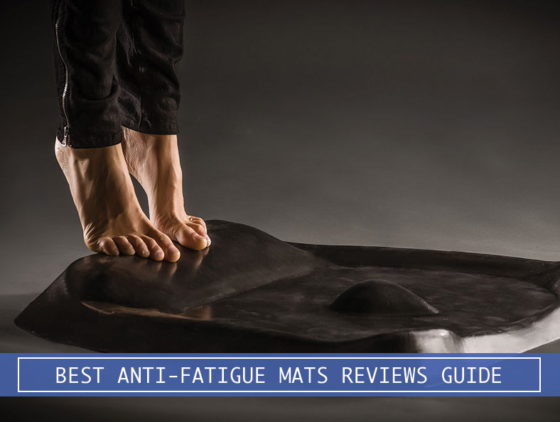 5 Best Anti Fatigue Standing Desk Mats Reviewed For 2019