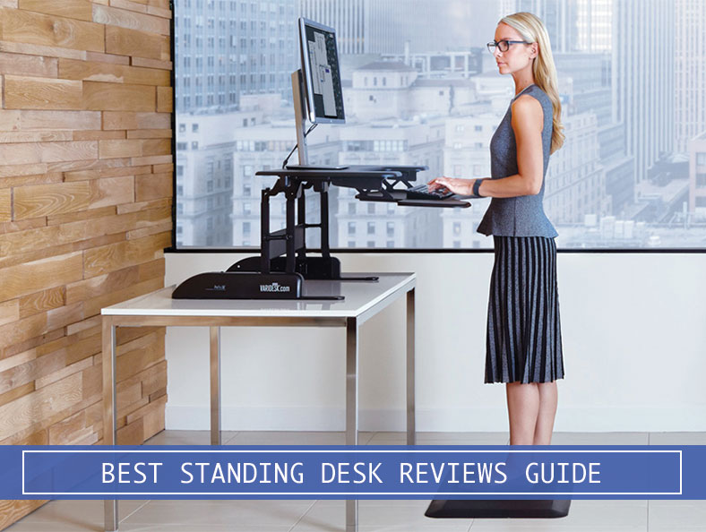 Best Standing Desk Converters in 2019 -...