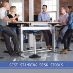 best standing desk stools chairs for sit to stand tables