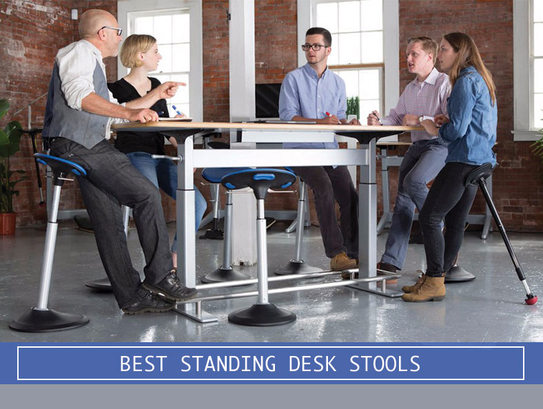 Swell Best Standing Desk Stools In 2019 Desk Advisor Review Download Free Architecture Designs Embacsunscenecom