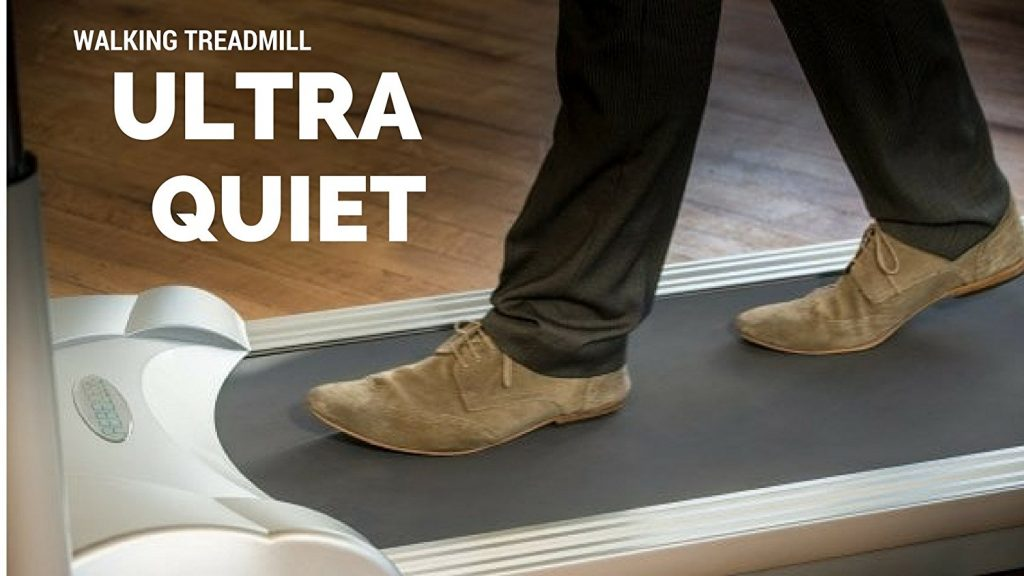 treadmill ultra quiet