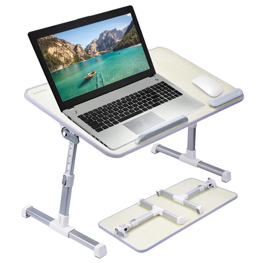 avantree laptop stand for bed with macbook