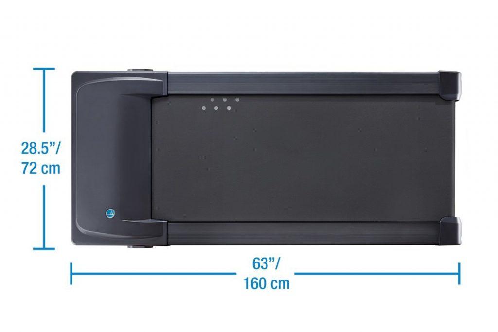 lifespan tr1200-dt3 dimensions