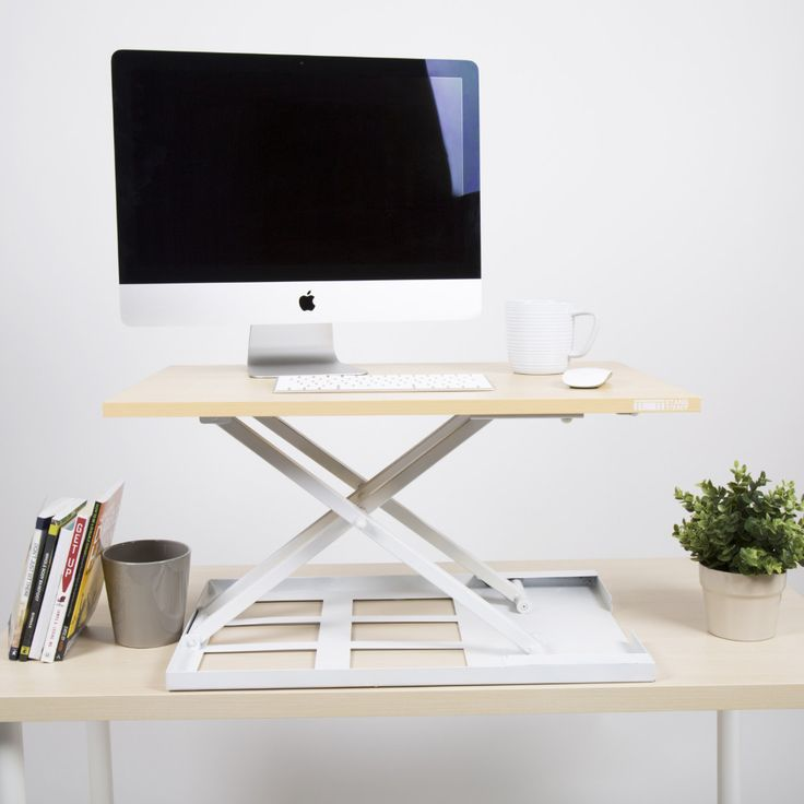 modern stand up desk design and minimalist
