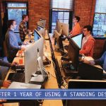 wework people working while standing