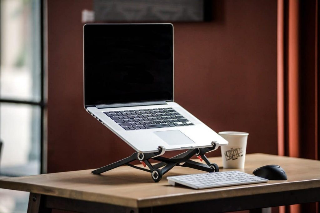 stand up desk converter for laptops