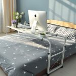 best overbed table for hospital and home office use