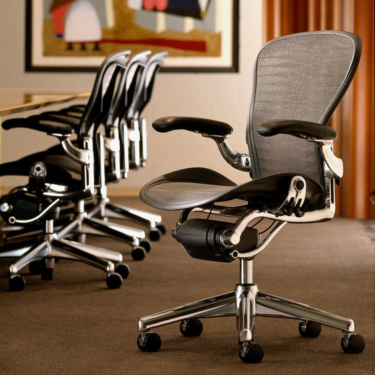 herman miller aeron ergonomic office chair - Herman Miller Aeron Chair