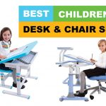 best ergonomic children's desk and chair set