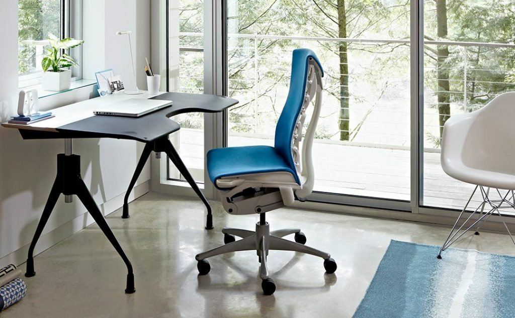 most comfortable chair is herman miller embody