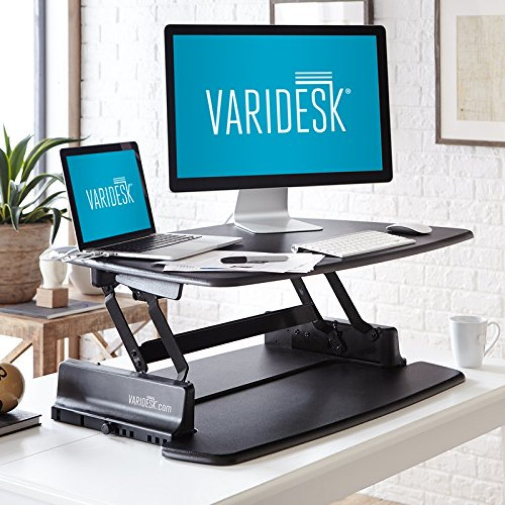 varidesk adjustable table