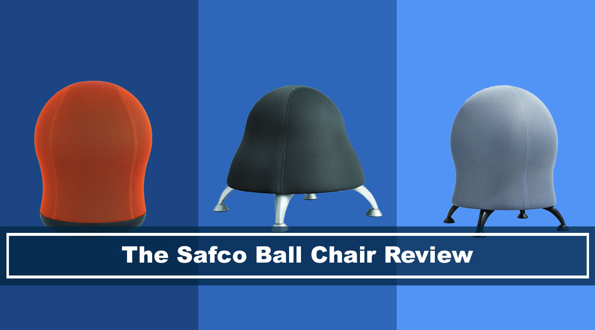 Safco Ball Zenergy Runtz Swivel Chair