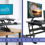 varidesk pro plus 36 vs vivo desk v000b 36 product review comparison