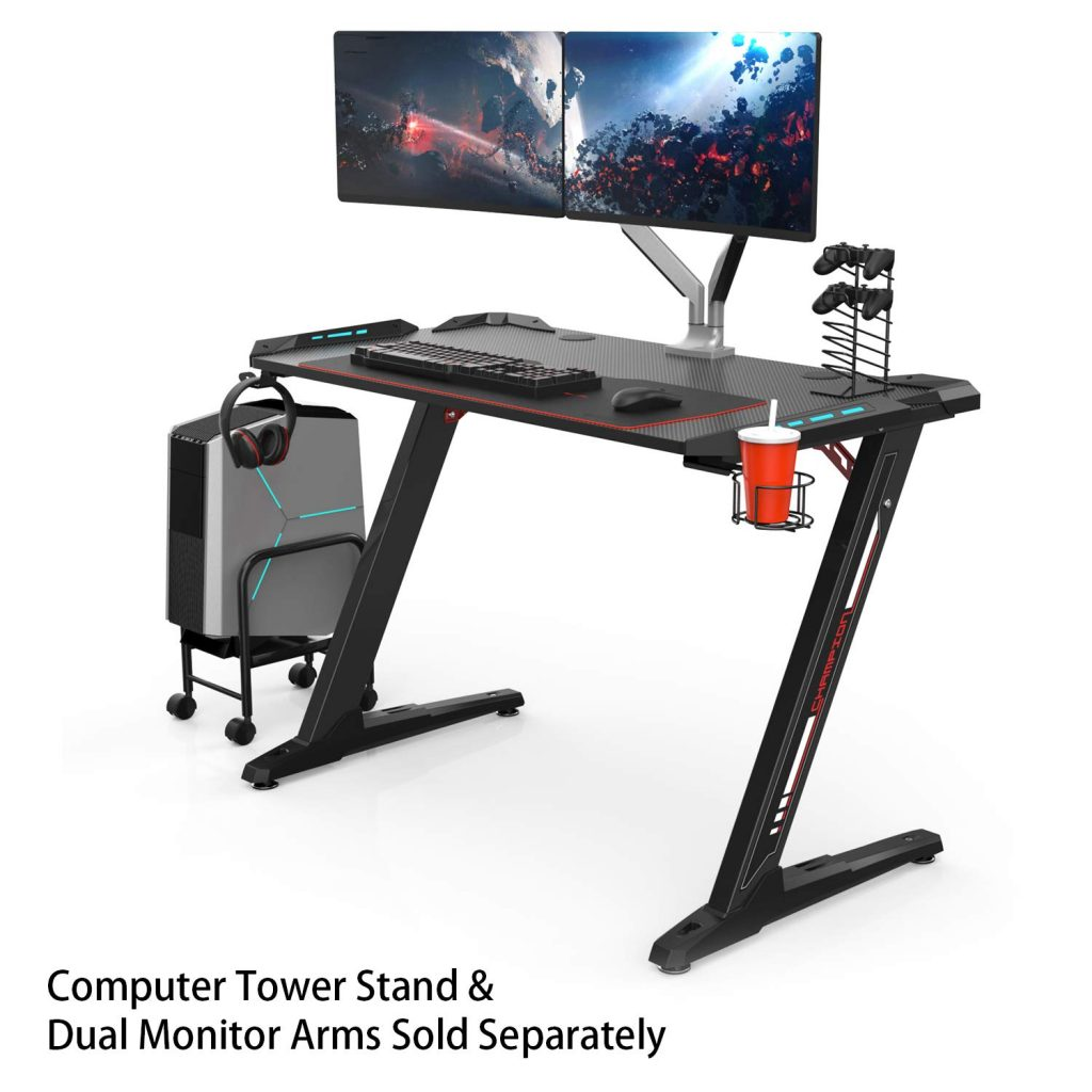 Best Gaming Desk in 2019 [Complete Buyer\'s Guide]