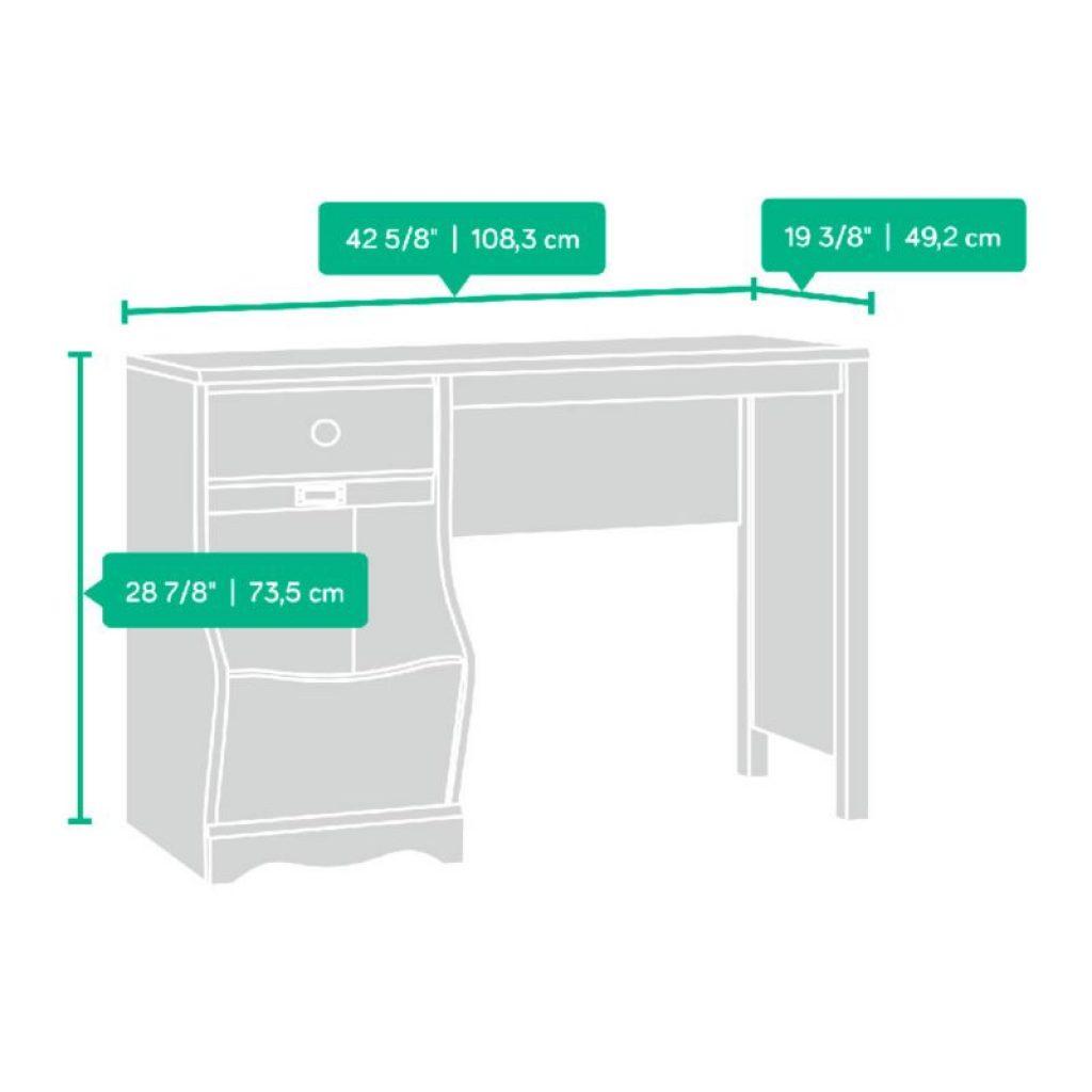 saudor pogo desk dimensions