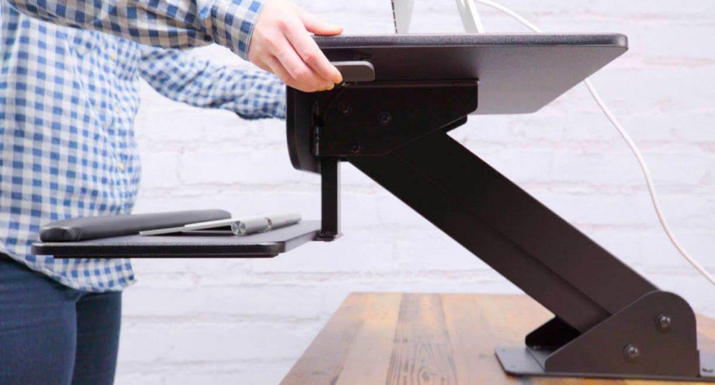 easy lift with uplift desk riser