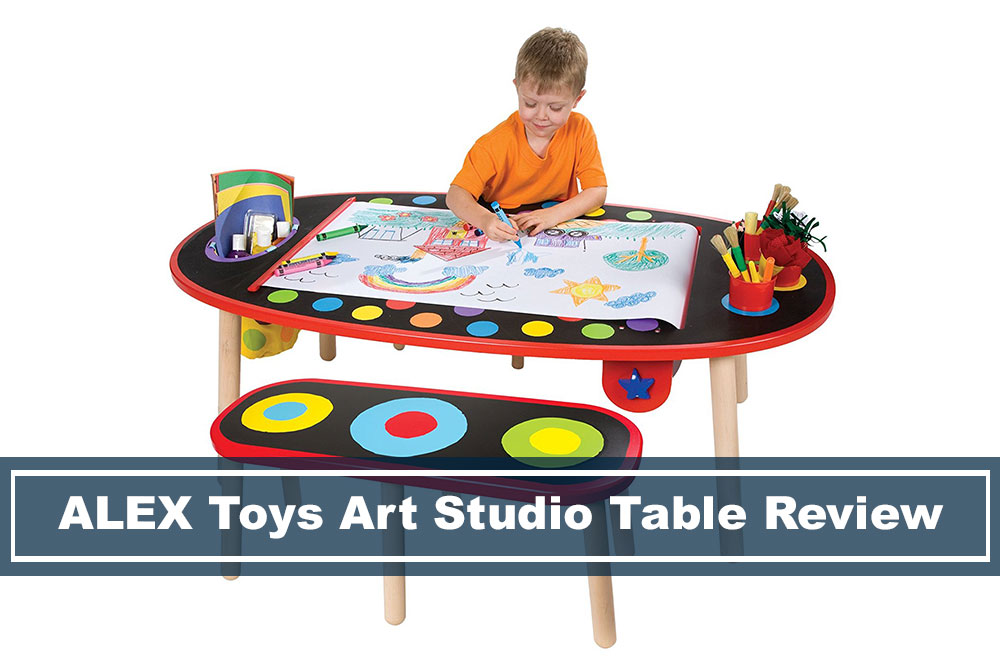 alex toys art table desk advisor