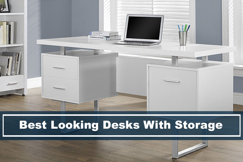 5 Best Desks With Drawers And Storage