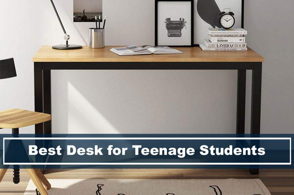 9 Best Teenage Desks for Small Bedrooms [Buyer\'s Guide]