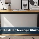 best desk for teenage students for small rooms