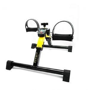 Platinum Folding Pedal Exerciser Under Desk Bike