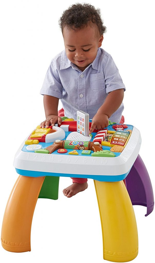 fisher price children's activity learning table
