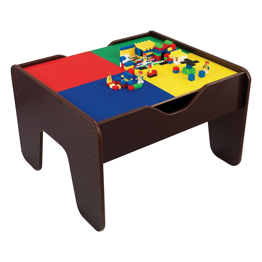 kidkraft children play table lego