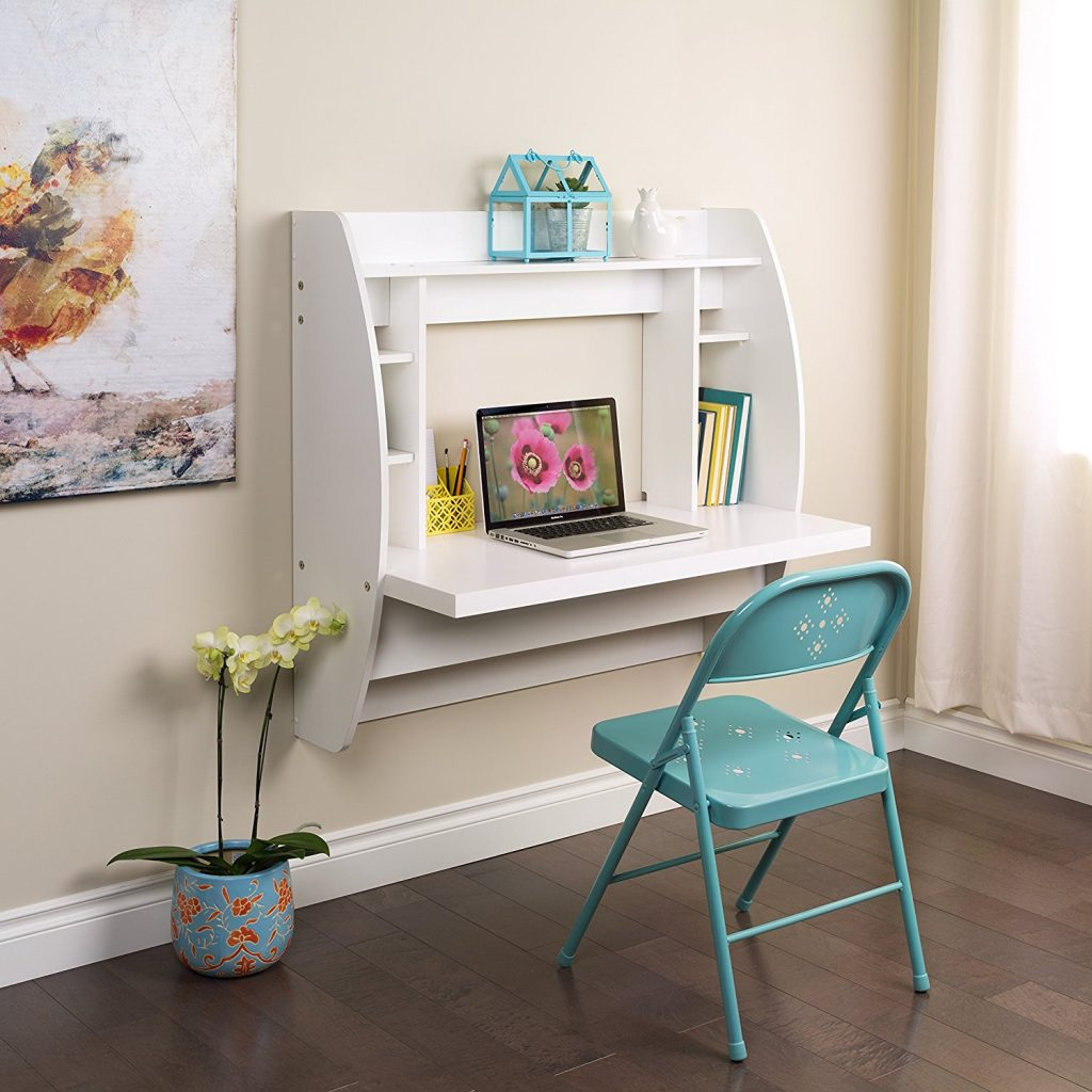 prepac space saving kids desk