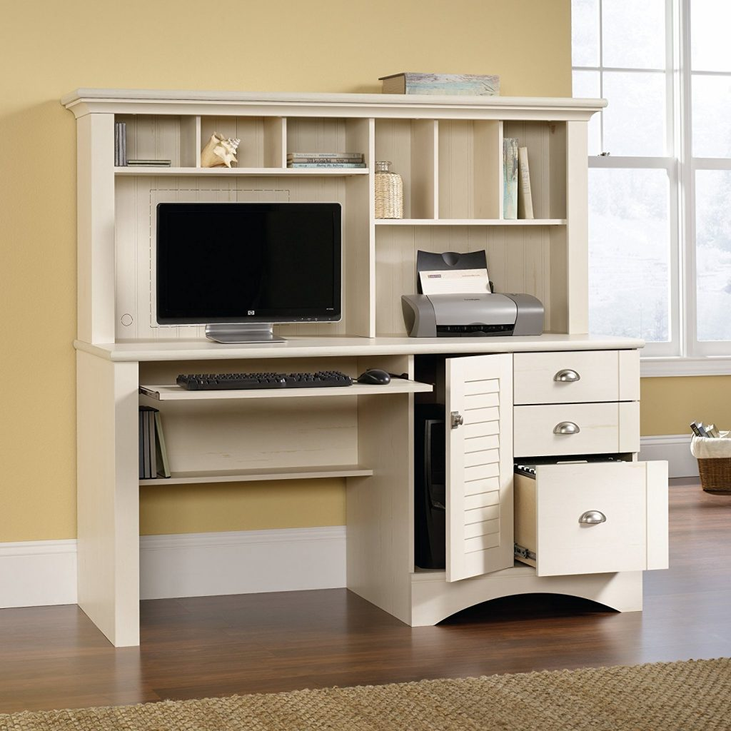 teenage study desk with hutch for small bedrooms