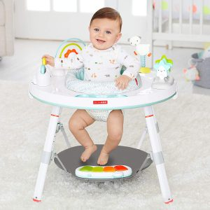 skip hop baby activity table