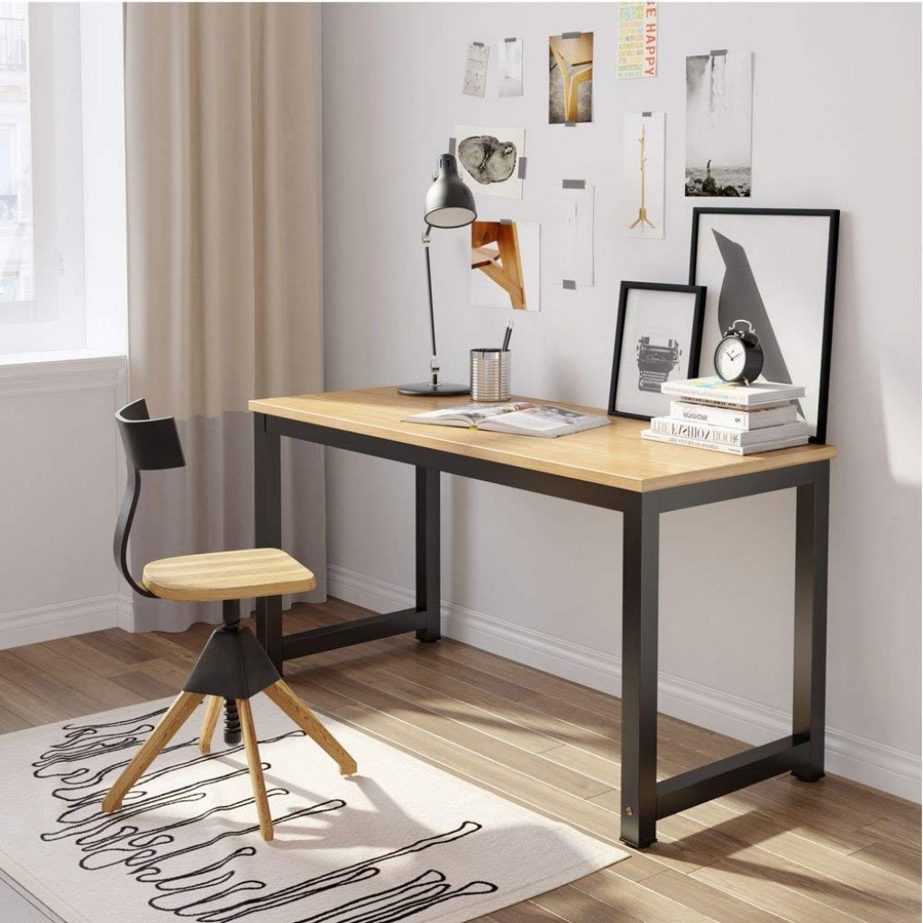 9 best teenage desks for study rooms and small bedrooms 17441 | tribesigns wooden kids study desk workstation 1024x1024