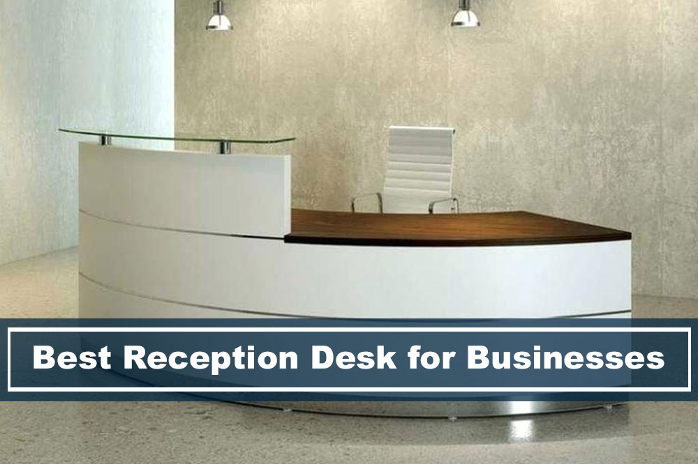 best reception desk secretary salon