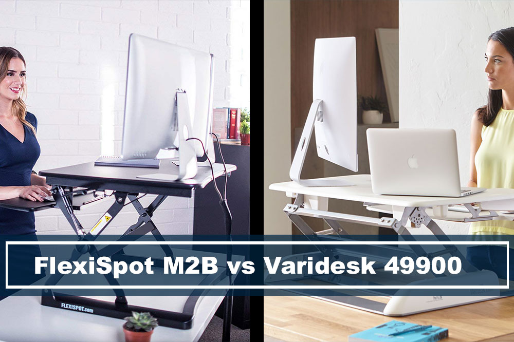 Difference between flexispot and varidesk reviews which one is better?
