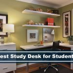 best students and teenagers desk with storage