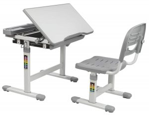 mount it! ergonomic kids desk chair set