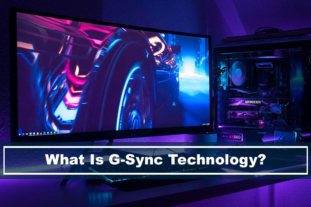 NVIDIA G-Sync Monitor and GeForce GPU Computer