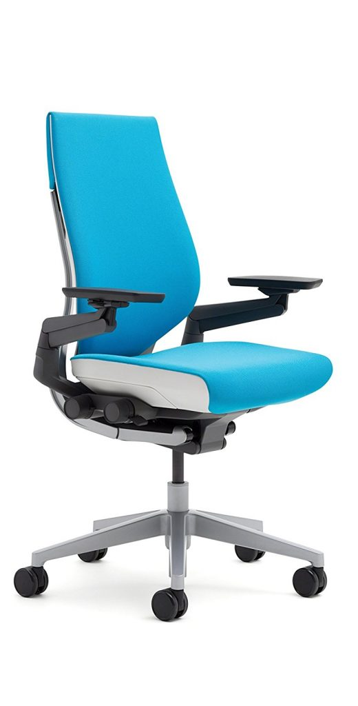 Steelcase Gesture #1 Best Ergonomic Chair - Desk Advisor Review