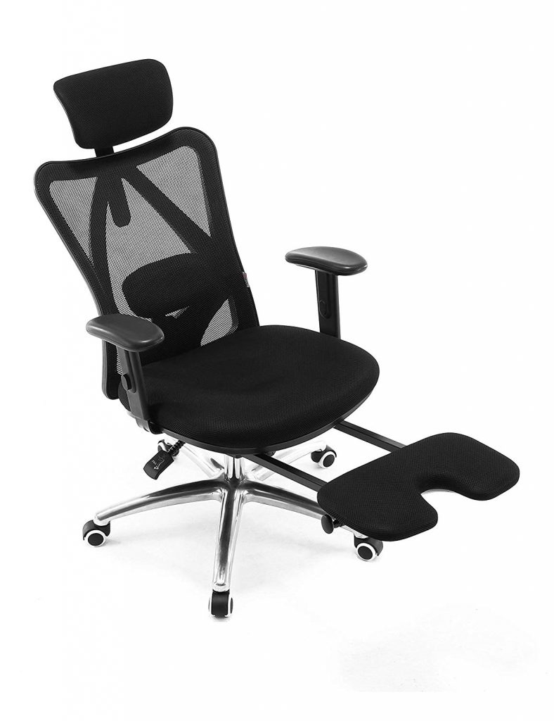 sihoo reclining ergonomic chair
