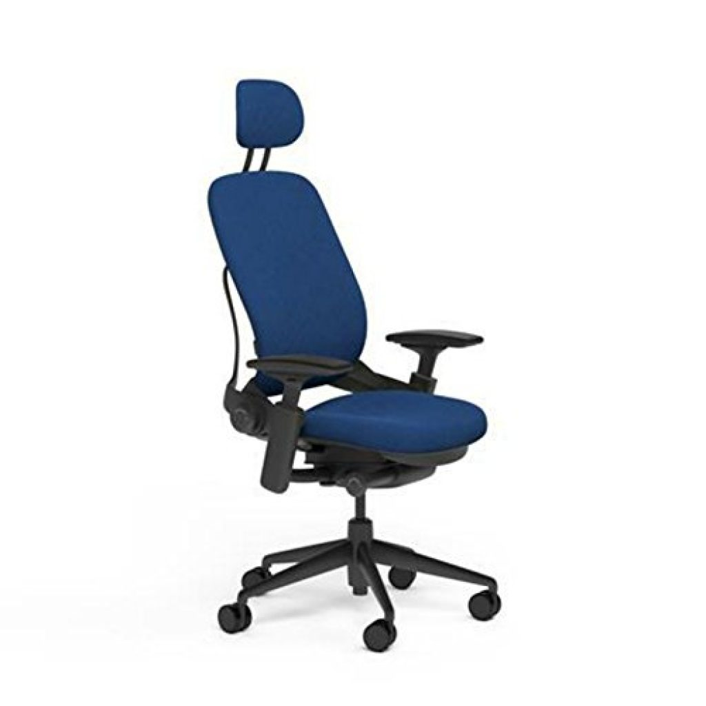 Steelcase Leap with headrest