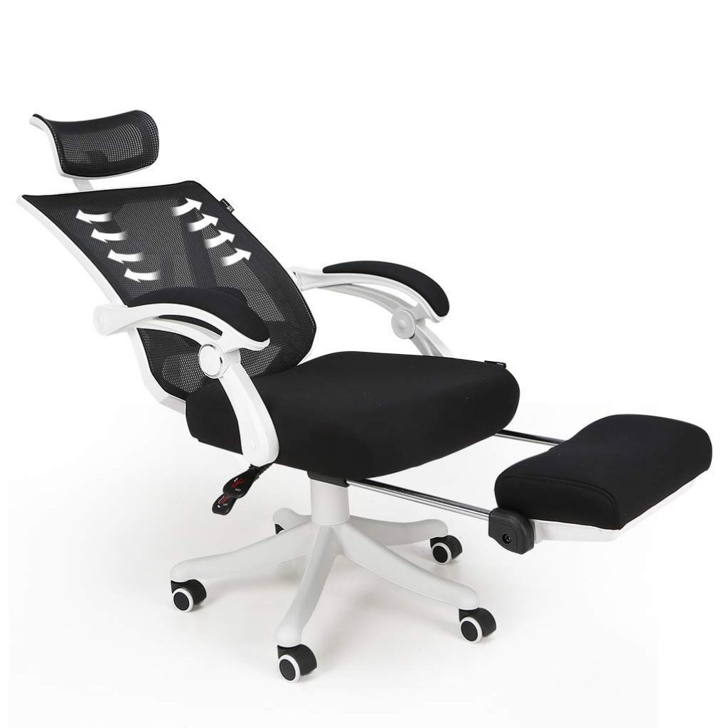hbada reclining ergonomic chair