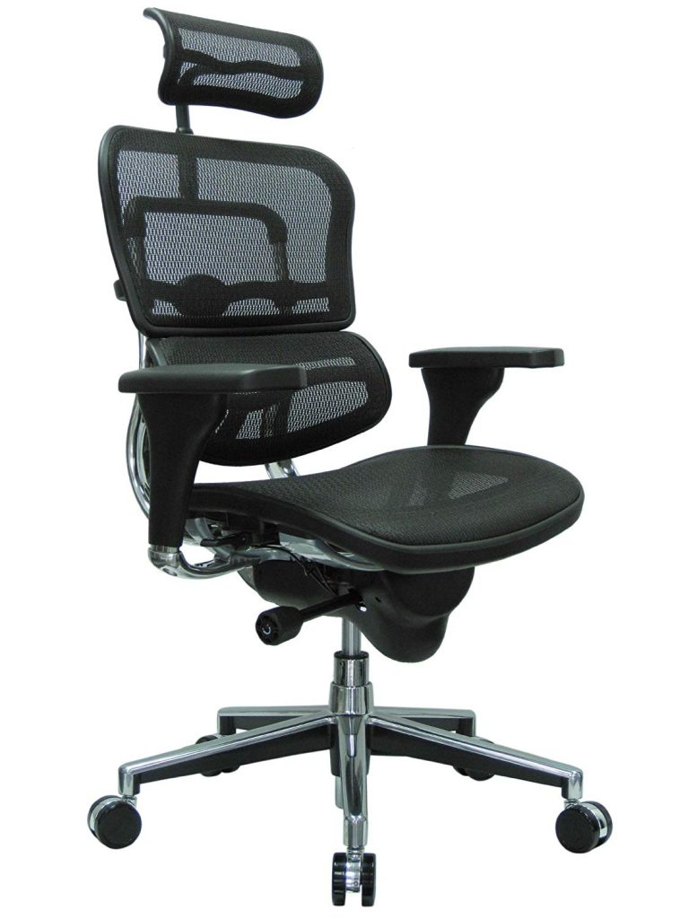 ergohuman ergonomic chair product view