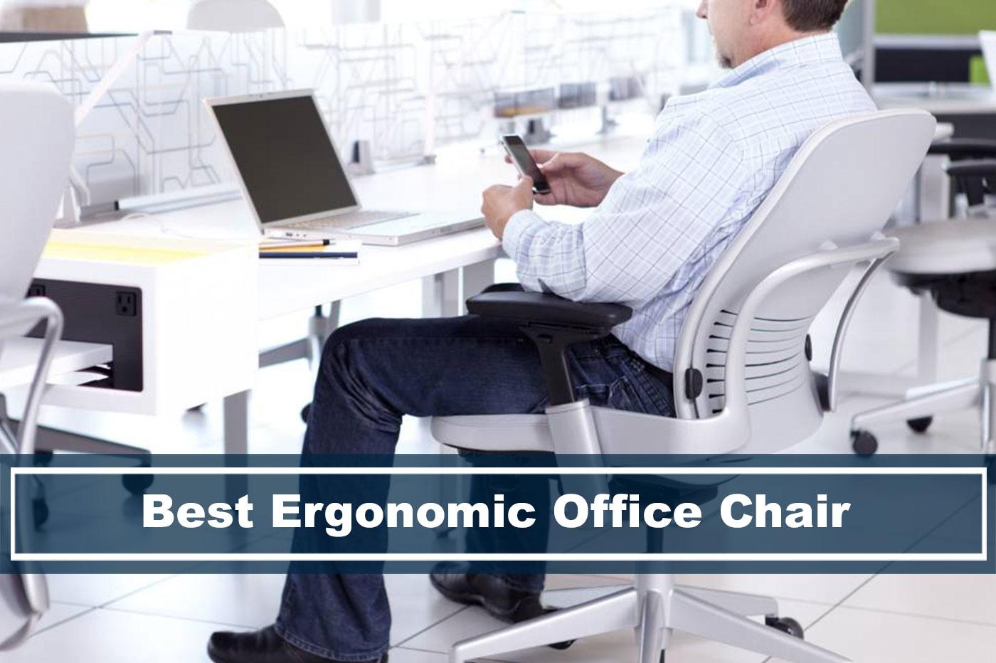 Desk Advisor's Best Ergonomic Office Chair Reviews