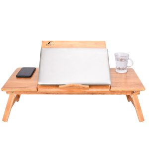 freequeen bamboo laptop tray for bed