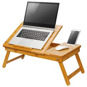 lapdesk bed laptop riser