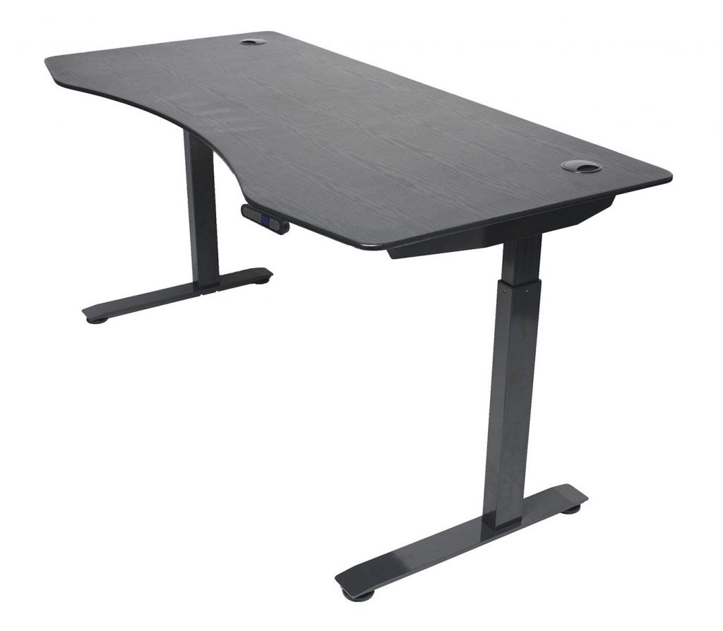 "apexdesk electric elite 71"" best motorized standing desk"