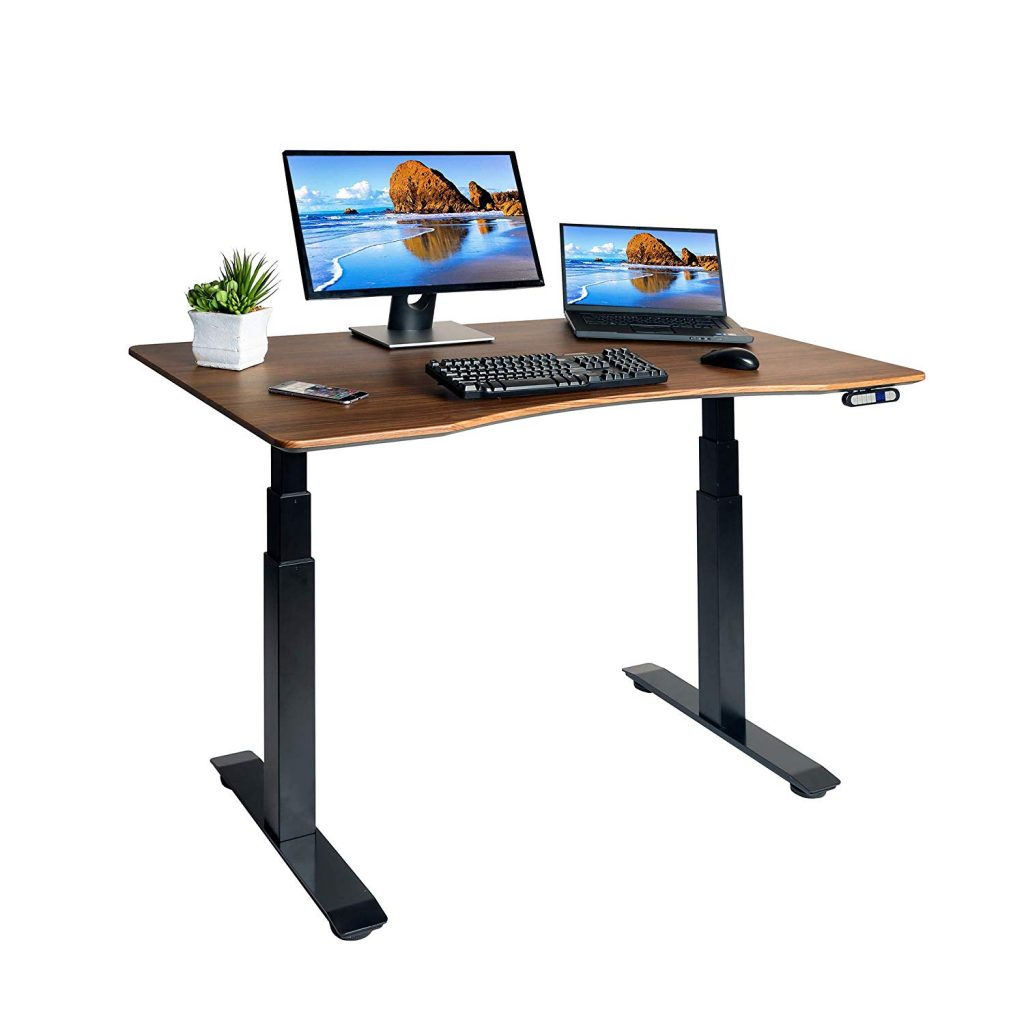 seville airlift classic electric standing desk