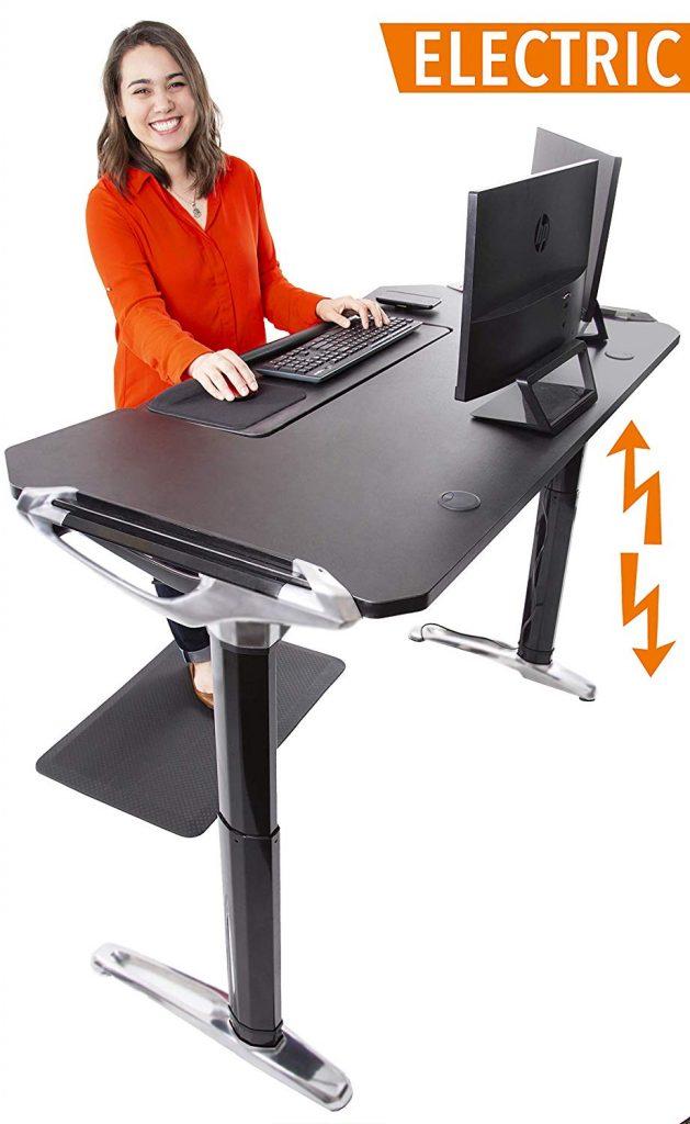 Awe Inspiring Best Motorized Standing Desks In 2019 Desk Advisor Review Best Image Libraries Weasiibadanjobscom