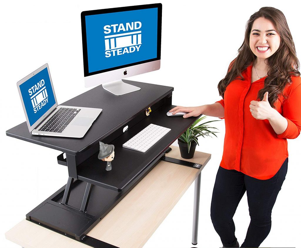 stand steady flexpro electric stand up converter