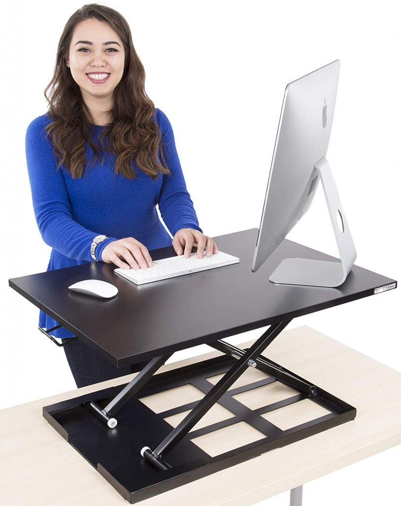 best value stand steady standing desk converters
