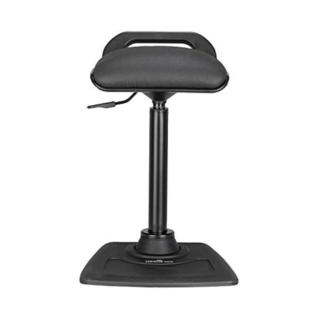 varidesk verichair leaning stool for standing desks